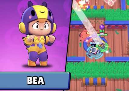 Новый боец: Bea/ Бия