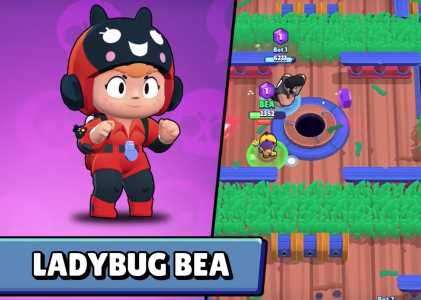 Скин Ladybug Bea.
