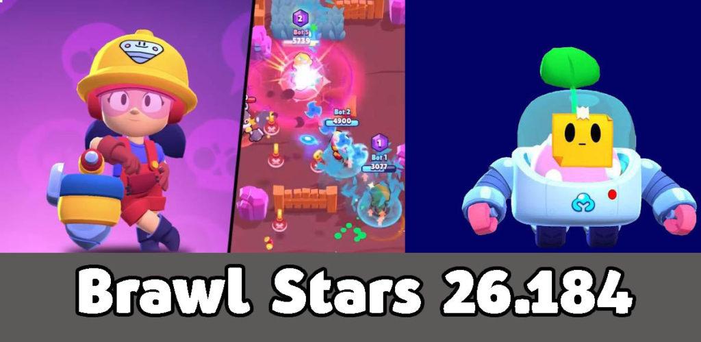 Brawl Stars 26.184