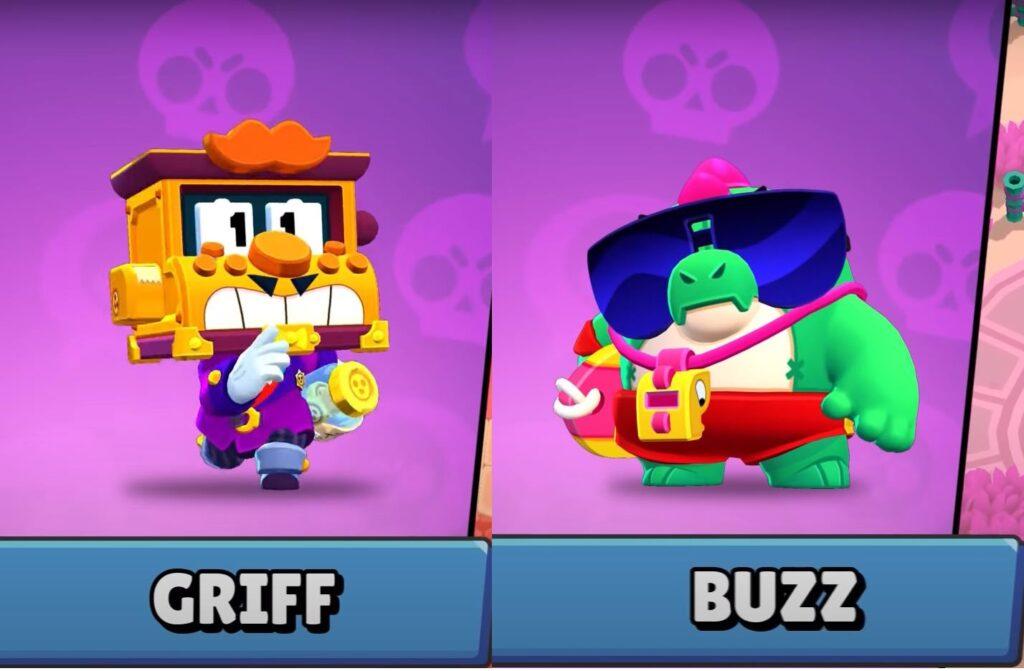 Грифф и Базз